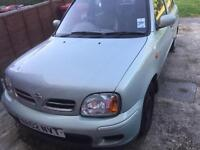 Lovely lil micra for sale..