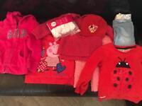Girls bundle winter 2-3 yrs