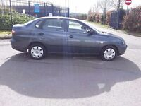 SEAT CORDOBA S 1.9 TDI DIESEL (IBIZA WITH A BOOT ) PD ENGINE 90000M PART EXCHANGE WELCOME