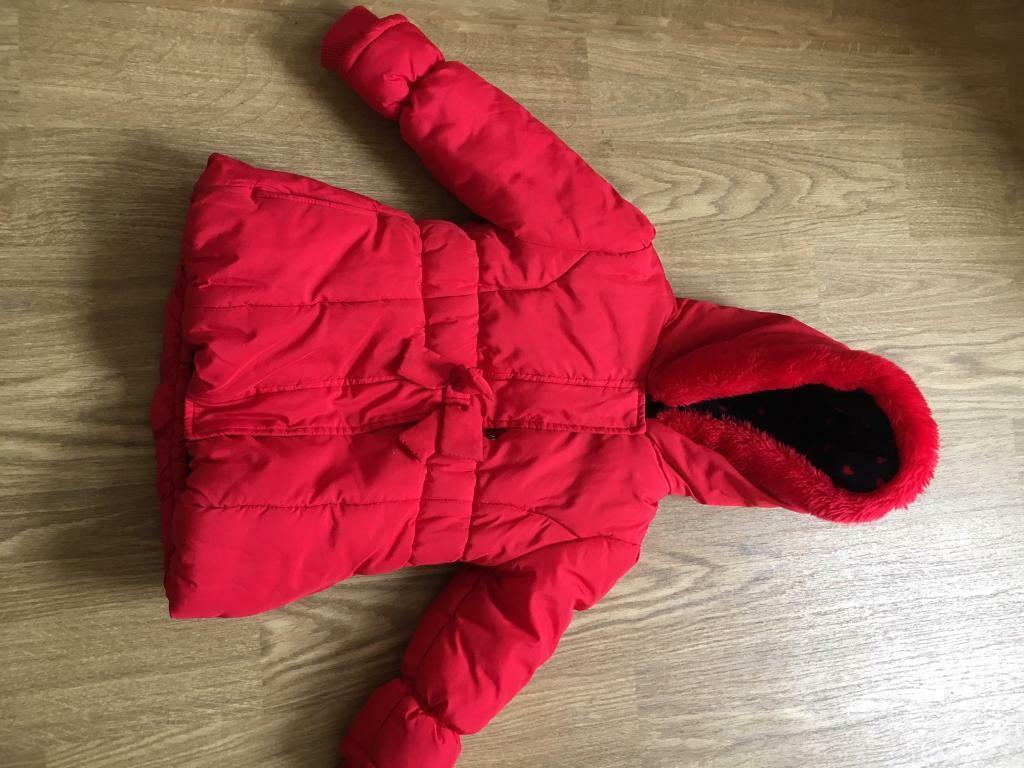 Girls coat 2-3 years | in Barry Vale of Glamorgan | Gumtree
