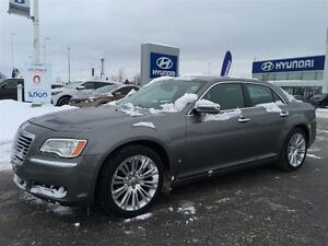 2011 Chrysler 300C NAVI+WINTERS+NEW SUMMERS+HEAT/COOL LEATHER