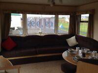 Fantastic Starter Caravan Near Craig Tara On Scotlands West Coast