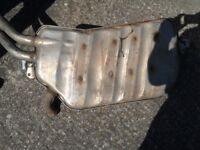 RENAULT LAGUNA MK2 3.0 V6 ESTATE EXHAUST BACK BOX