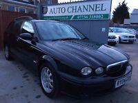 Jaguar X-Type 2.0 D Classic 5dr£1,445 p/x welcome