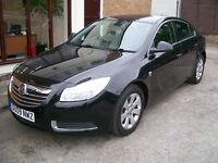 VAUXHALL INSIGNIA SE. 69863 Miles. 1796cc. Petrol. Full Service History. Beautiful Condition.