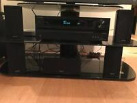 HIFI - £1,000 Onkyo HD Amp, 5 speakers and Sub Woofer for £150