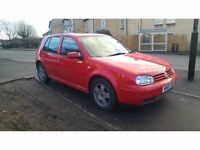 Volkswagen Golf 1.9 TDI PD GT 5dr 1 previous owner. Great Drive