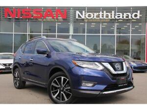 2017 Nissan Rogue SL Platinum/Leather/NAV/Panoramic Sunroof