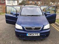 2004 Vauxhall Zafira 2.0 DTi SRi 5dr Manual @07445775115