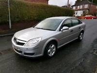 Vauxhall vectra 1.8 life 06 plate face lift