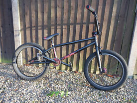 """Diablo Blank BMX 20"""" wheels"""