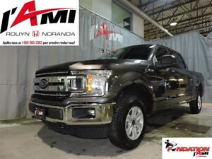 2018 Ford F-150 CREW MAGS XLT