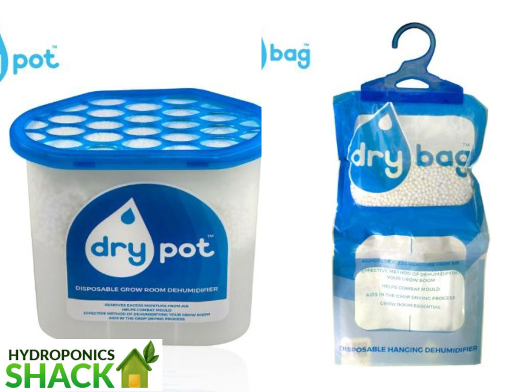 Dry Pot Bag Disposable Dehumidifier Moisture Removal Grow Room Damp Condensation