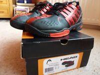 Head Radical Pro II Junior tennis shoes UK size 5.5
