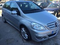 Mercedes-Benz B Class 1.5 B150 Sport 5dr FREE 1 YEAR WARRANTY, NEW MOT,FINANCE AVAILABLE,P/X WELCOME