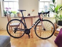 Cube Agree GTC Pro SL Road Racing Carbon Bike size M Shimano 105 (22 Speed) - Serviced