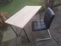 IKEA Desk and Chair £75