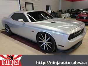 2012 Dodge Challenger SRT8 Low Km Mint And With $8000 In Add Ons