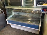Serve Over Counter Display Fridge Cafe Shop Takeaway Restaurant Fridge Serve Over Counter Fridge