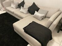 longbeach DFS corner sofa