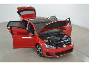 2015 Volkswagen Golf GTI Performance*Nav*Fender*Cuir*