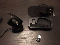 Plantronics Voyager Legend Headset, Charge Case, Stand