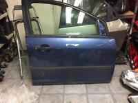 FORD FOCUS MK2 DRIVER DOOR - FORD FOCUS DRIVER DOOR