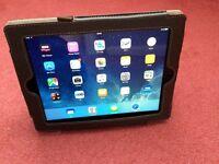 iPad Air Griffin Leather Folio Case