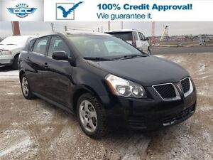 2009 Pontiac Vibe Low KM's & Low Monthly Payments!! Apply Now!!