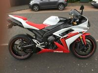YAMAHA R1 2007 4C8 MODEL LOW MILES 10,400mls. Or Swap for Vw Caddy Van