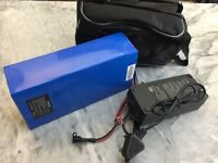 Ebike Battery 48V 18AH Heavy Duty Lithium-ion For 1000W Motor BRAND NEW