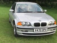 BMW 3 Series 2000 Design 2.5 Litre for Quick Sale Call Now