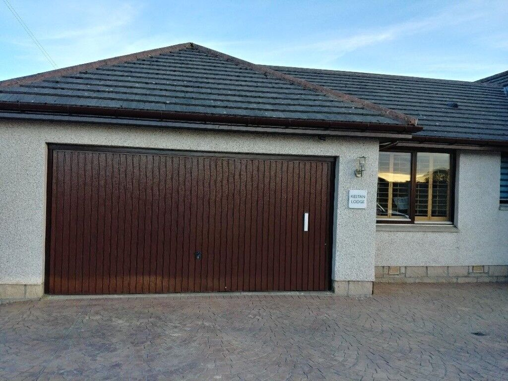 Garage Door Up And Over In Stonehaven Aberdeenshire Gumtree