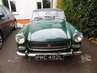 Humphrey Needs a New Home - Cherished Classic Restoration or MG Fan