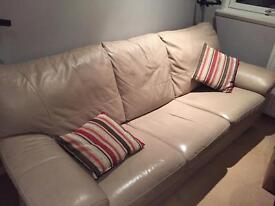 3 Seater Sofa Bed - Free