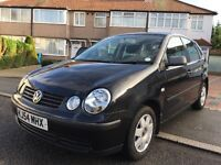 POLO 1.4 DIESEL HPI CLEAR FOR SALE