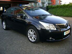 Toyota Avensis 2.2 D-CAT TR Automatic 4dr - HPi Clear + Diesel Engine + SatNav +Full Service History