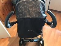 Silver cross buggy/stroller