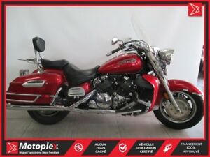 2009 yamaha  Royal Star XVZ 1300   44,85$/SEMAINE