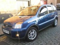 FORD FUSION 1.6 ZETEC CLIMATE AUTOMATIC NEW SHAPE 2008 *** 5 DOOR HATCHBACK ***** SIMILLAR TO FIESTA