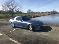 Honda S2000 2007 Plate 56500miles Great Condition
