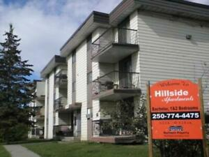 FORT NELSON - Hillside Apartments - Bachelor Apartment