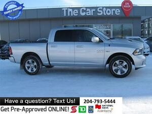 2014 Ram 1500 Sport - LEATHER HTD/COOL, TOUCH SCREEN, FULLY LOAD