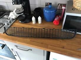 Genuine Audi TT Mk1 Front Middle Central Lower Bumper Grill Cover MINT