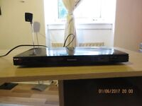 Panasonic DVD Player with remote control
