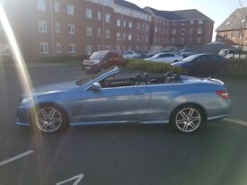 MERCEDES BENZ E250 CDI CONVERTIBLE 6 SPEED ***REQUIRES ATTENTION***