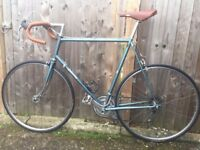 Vintage 1980's Dawes Galaxy Road Bike