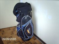 POWAKADDY CART BAG, NEW AND UNUSED