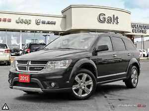 2012 Dodge Journey R/T | AWD | ROOF | NAVI | ONLY $134 BI-WEEKLY