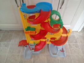 Toy Multi-Storey Car Park
